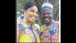 Popular Actor Ojopagogo Celebrate his Birthday with his family and friend