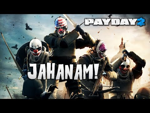 JAHANAM IS REAL~2018 (Payday 2 Malaysia) - w/ Ukiller, Joew & Special