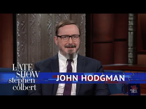 Download Youtube: John Hodgman And Stephen Debate: Is A Hot Dog Is A Sandwich?