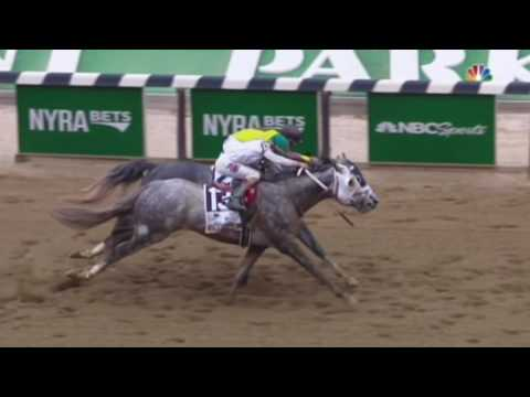 2016 Belmont Stakes is a photo finish