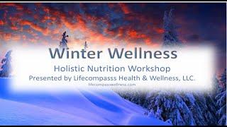 Winter Wellness 1 9 21