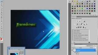 Как установить стили для Photoshop CS5