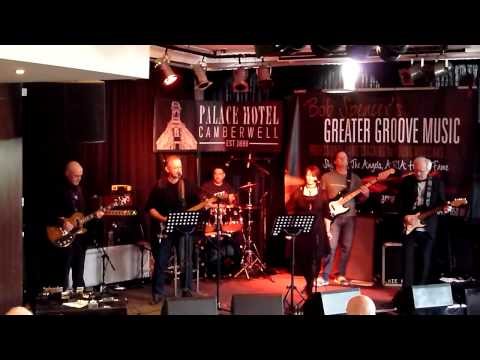 Billy Idol - White Wedding cover - 7 Degrees Band in Melbourne