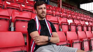 ✍️ Michael Duckworth rejoins York City