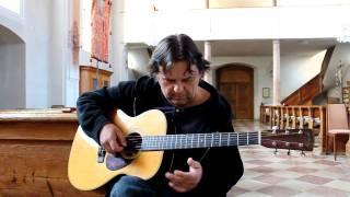 Es wird scho glei dumpa - Acoustic Fingerstyle Guitar Solo - Helmut Bickel