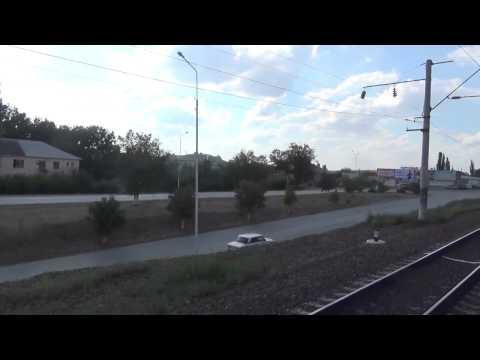 РЖД поезд 464 Сулин прибытие и отправление 20 часть