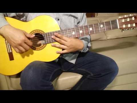 Tutorial Gitar Fingerstyle Kunci Nada Dasar C