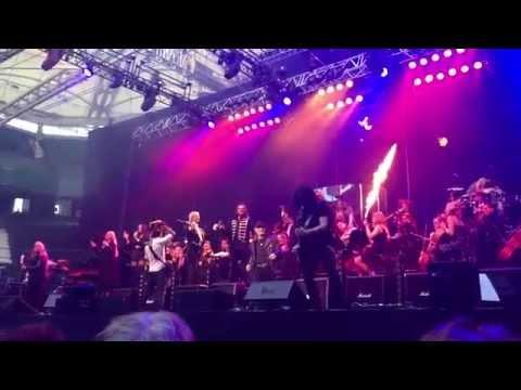 Rock Meets Classic - Marc Storace - Thunderstruck - Live in Halle Westfalen 02/04/2015