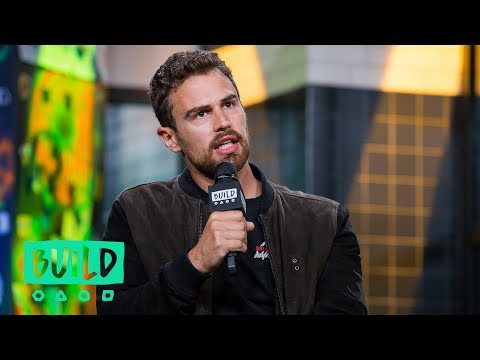 Theo James' Experience Working With Ben Kingsley