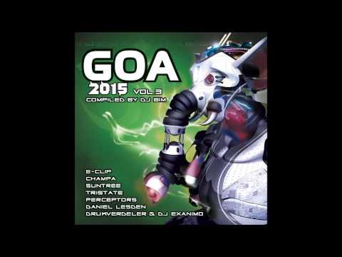 Groove Addict & GMS - Time Machine [Goa 2015 Vol. 3]