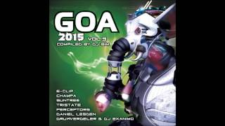 Groove Addict & GMS - Time Machine [Goa 2015 Vol. 3]