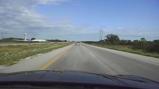 Full Brown County Sheriff Chase