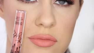видео Матовый блеск для губ (Nyx, Лореаль, Essence, Вивьен Сабо, Буржуа и Relouis)