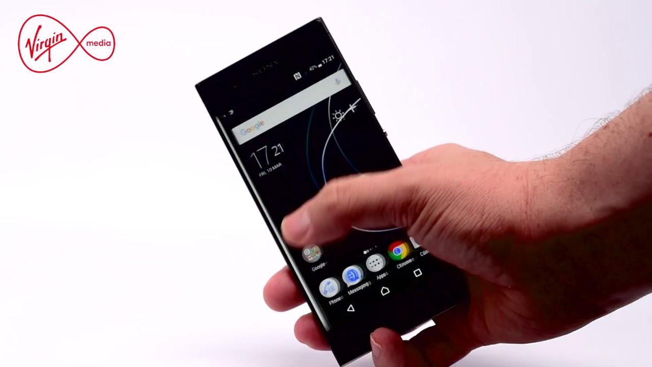 telephone mobile sony ericsson