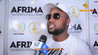 """I AM THE HOTTEST RAPPER IN AFRICA!""... WATCH CASSPER NYOVEST AT AFRIMA 2015  WIN"
