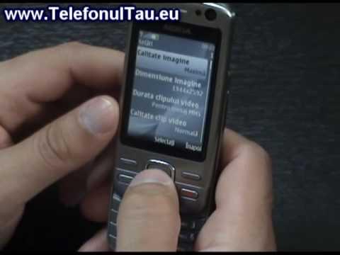 Nokia 6600i Slide Review ( in Romana )