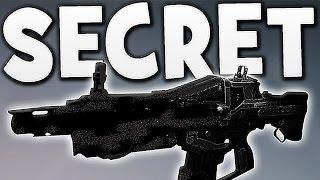 Destiny - HOW TO GET SECRET WEAPON !!