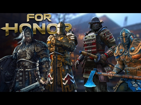 For Honor German Online #05 Herrschaft