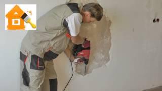 Демонтаж штукатурки - ошибки в ремонте(, 2014-09-01T08:12:26.000Z)