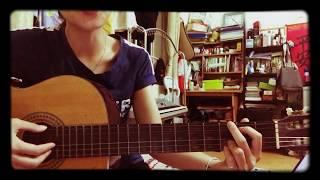 Cô Đơn  - Ái Phương | Cover guitar by Trang windy