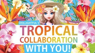 dollightful-s-tropical-collaboration-an-invitation