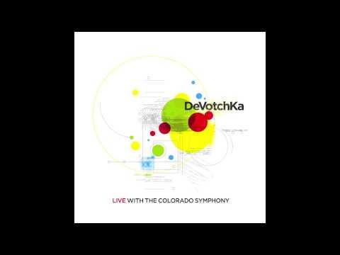 DeVotchKa - The Clockwise Witness (Live with the Colorado Symphony)