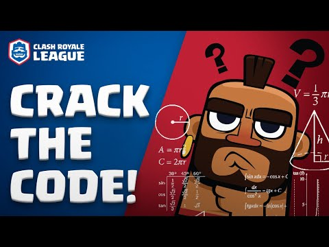 CRL West   CRACK the CODE!