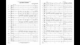 Jacob's Theme by Howard Shore/arr. Robert Longfield