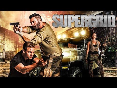 Supergrid - Film Complet en Français (Action, Sci-Fi) 2018   Leo Fafard