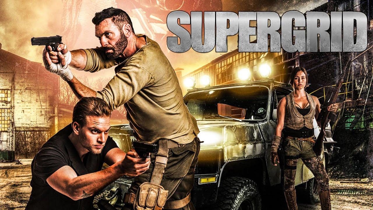Download Supergrid - Film Complet en Français (Action, Sci-Fi) 2018 | Leo Fafard