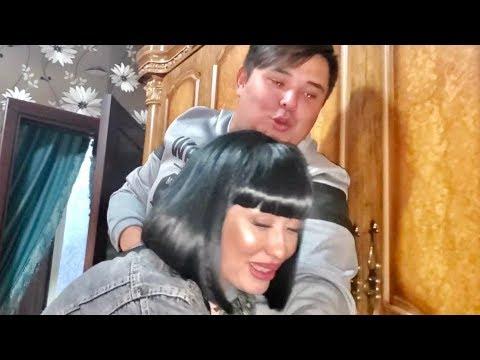 Бобур Пародистни УЙИДА ТРУСИКДА УШЛАБ ОЛДИК