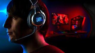 Игровые гарнитуры JBL Quantum - не просто наушники, а ПОЛНЫЙ ФАРШЪ под ЛЮБОЙ БЮДЖЕТ!