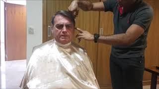 Bolsonaro conta sua versão do desaparecimento do pai de Felipe Santa Cruz