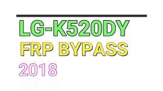 Lg K520Dy Frp Unlock