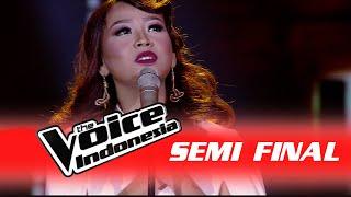 """Gloria Jessica """"All I Want"""" I Semi Final I The Voice Indonesia 2016"""