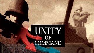 """""""Барбароссим"""" в Unity of Command"""