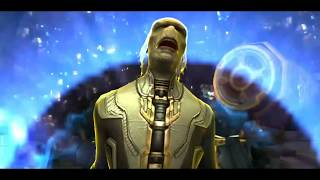 Stages 1-5 Ebony Maw World b Boss Ultimate (WBU) [No Strikers+Fast Clear] - Marvel Future Fight