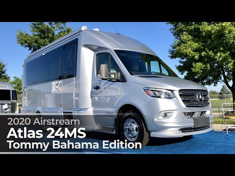 2020 Airstream Atlas 24 Murphy Suite Introduction | Mercedes Sprinter Class B+ RV