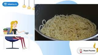 Макароны в мультиварке Простые рецепты в домашних условиях