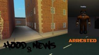 Hood News | Episode 8 | ARRESTED CRIMINAL
