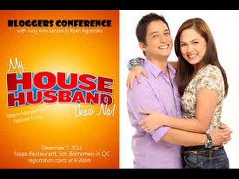 Tagalog Movies Latest Hot ♫ My Househusband: Ikaw na ♫ (Ryan Agoncillo, Judy Ann Santos)