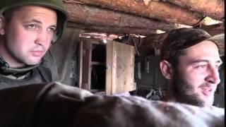 Война видео Украина Донбас  АТО Бой ВСУ с диверсионной группой ДНР Горловка Донецк   YouTube