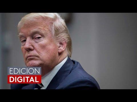 México, Alemania y Francia, entre los países que han recibido insultos del presidente Trump