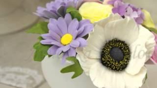 Какой подарок можно подарить директору на день рождения? Букет из цветов ручной работы «Рофано»