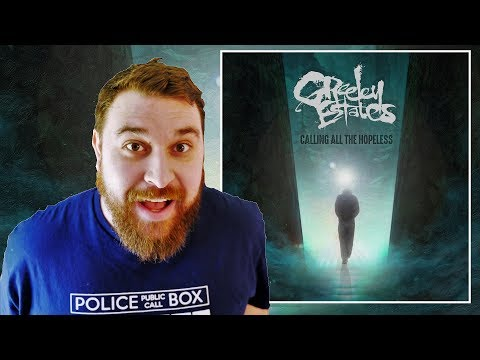 Greeley Estates - Calling All The Hopeless | ALBUM REVIEW