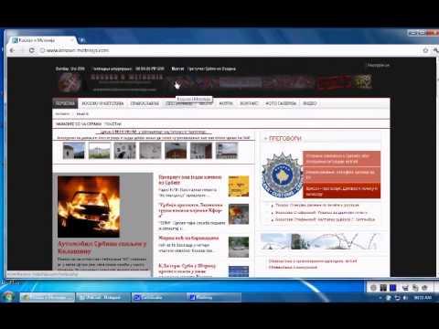 www.kosovo-metohija.com HACKED by Kosova Hackers Crew