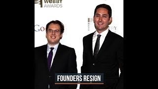 Instagram co-founders resign from Facebook-owned company
