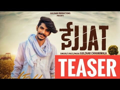 IJJAT - TEASER | Gulzaar Channiwala | Releasing On 01st FEB | Latest Haryanvi Songs 2019