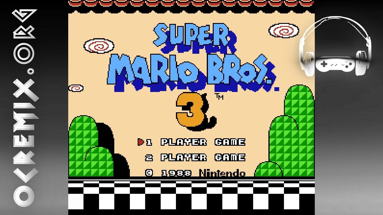 ReMix: Super Mario Bros  3