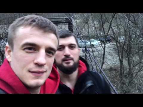 Vlog Чечня. Грозный. У Братьев в гостях.